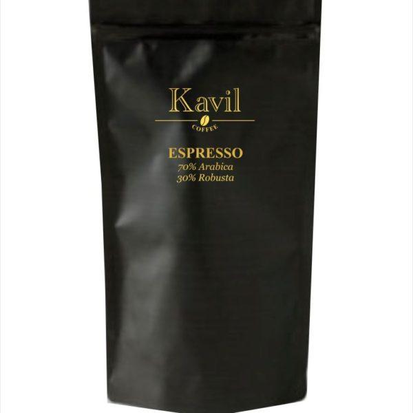 Кофе зерновой Kavil ESPRESSO 1000 гр.