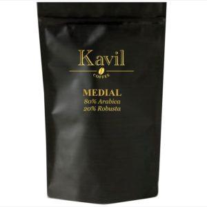 Кофе зерновой Kavil MEDIAL 500 гр.