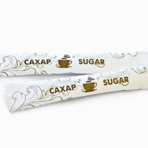Сахар стандартный стики 5г