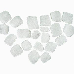 Сахар тростниковый белый кусковой 1кг