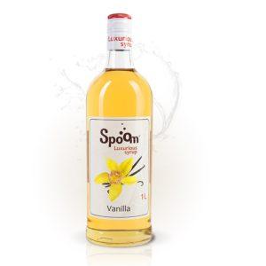 Сироп Spoom Ваниль 1л