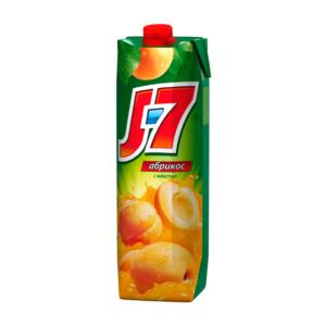Сок J7 Абрикос с мякотью 0,97