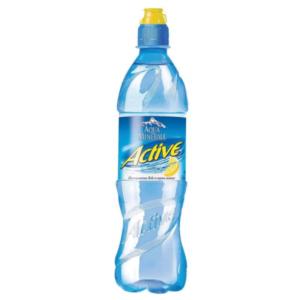 Минеральная вода Аква Актив Лимон 0,6