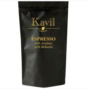 Кофе зерновой Kavil ESPRESSO 250 гр.