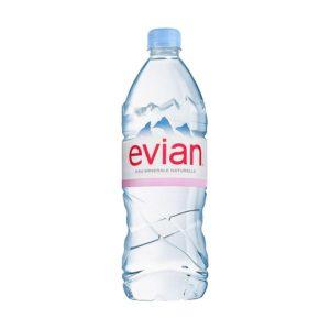 Минеральная вода Evian 0,5