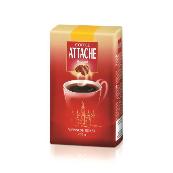 Кофе молотый Attache 250 гр (Венская обжарка)