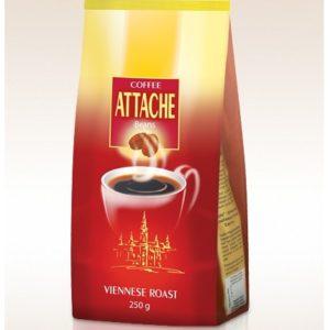 Кофе зерновой Attache 250 гр ( Венская обжарка)
