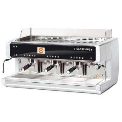 Кофемашина Visacrem V6 PLUS 3gr. Grouptronic, дисплей, автостим, высокая группа