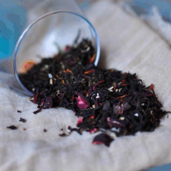 Композиционный чай Облепиховый