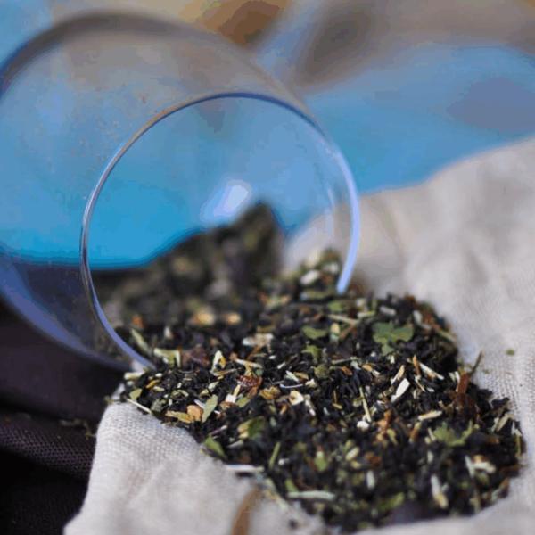 Композиционный чай со Зверобоем
