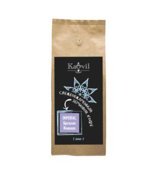 Кофе зерновой Kavil Бразилия Можиана