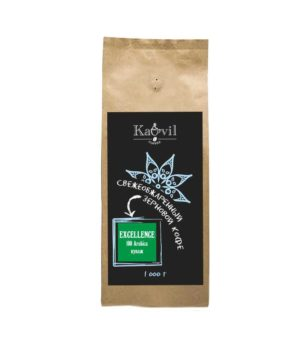 Кофе зерновой Kavil Экселленсе