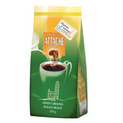 """Молотый кофе прямо в чашку """"Attache In Cup"""" 250 гр (Итальянская обжарка)"""