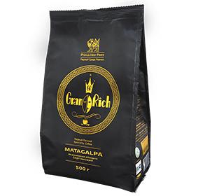 Кофе зерновой Gran Rich Matagalpa 1000 гр (Итальянская/сильная обжарка )