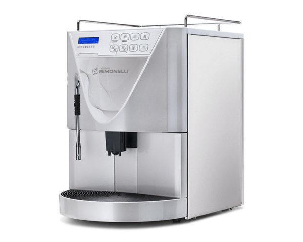 Кофемашина суперавтомат NUOVA SIMONELLI MICROBAR II CAPPUCCINO AD PEARL WHITE