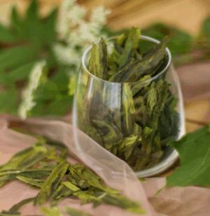 Зеленый чай Главарь обезьян (Тай Пин Хоу Куй)