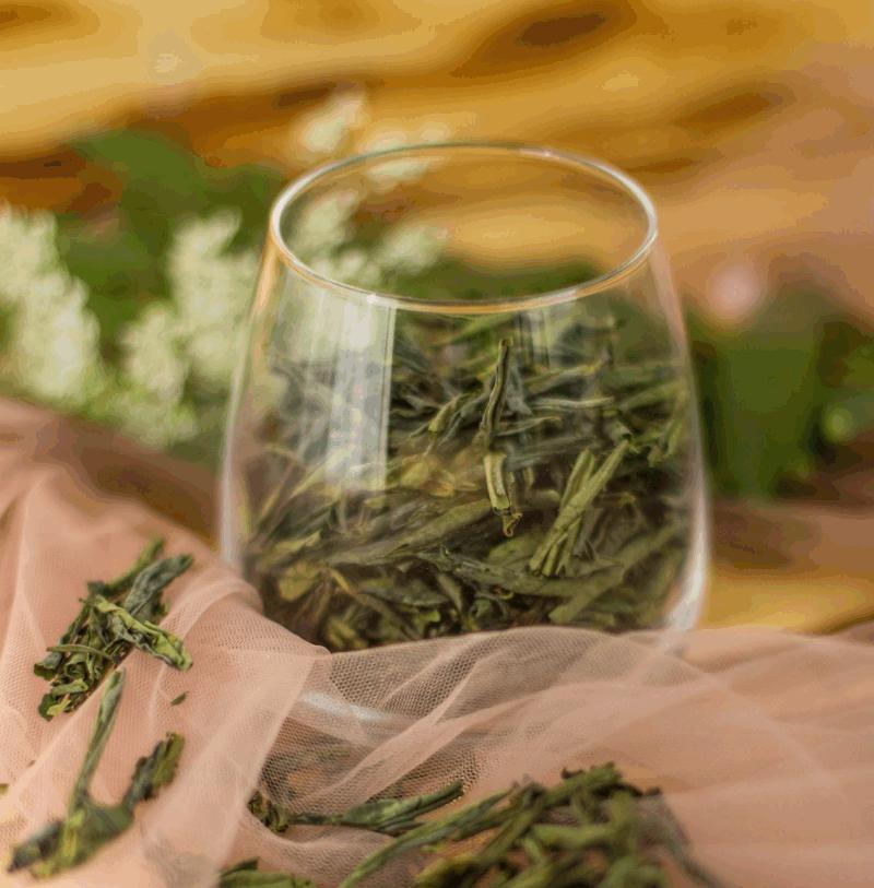 Зеленый чай Луань Гуапянь
