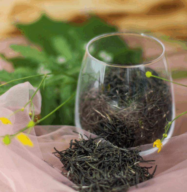 Зеленый чай Маоцзян
