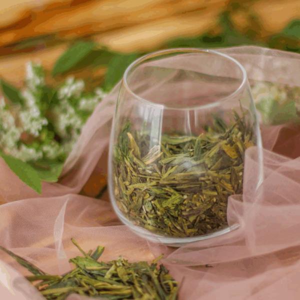 Зеленый чай Колодец Дракона (Лун Цзин)