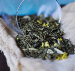 Композиционный чай с Чебрецом