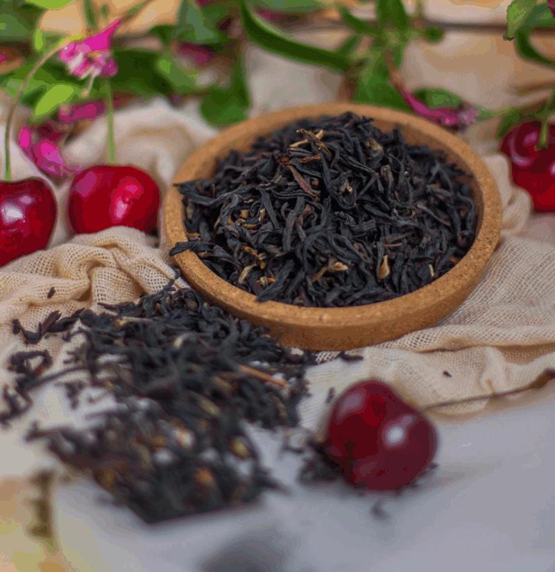 Красный чай Золотые длинные брови